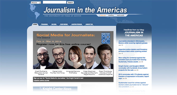 Knight Center for Journalism in the Americas